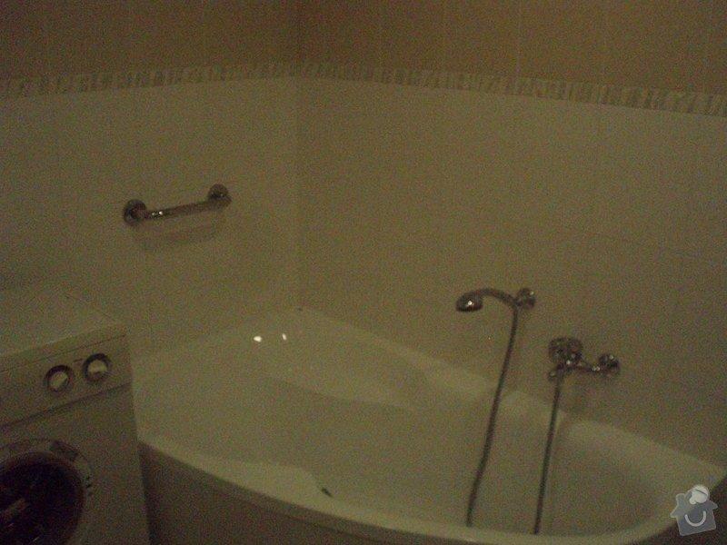 Rekonstrukce koupelny v panelaku: P6103566