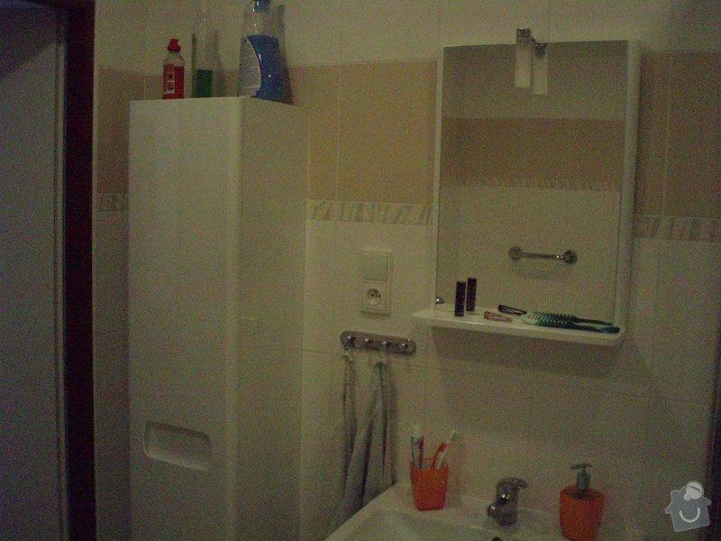 Rekonstrukce koupelny v panelaku: P6103570