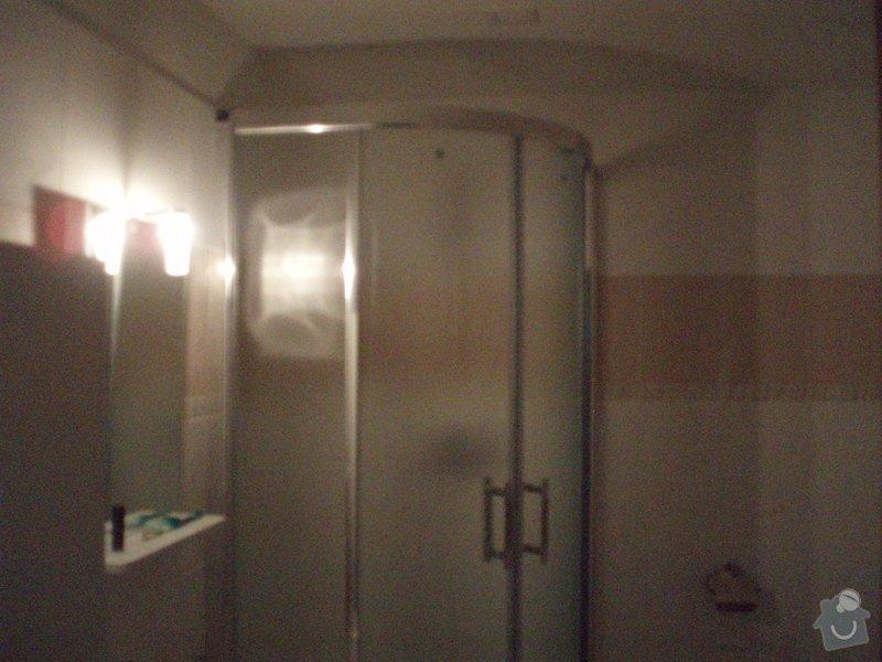 Rekonstrukce koupelny v panelaku: P6103573
