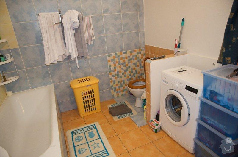 Topenarske a instalaterske prace: koupelna_2