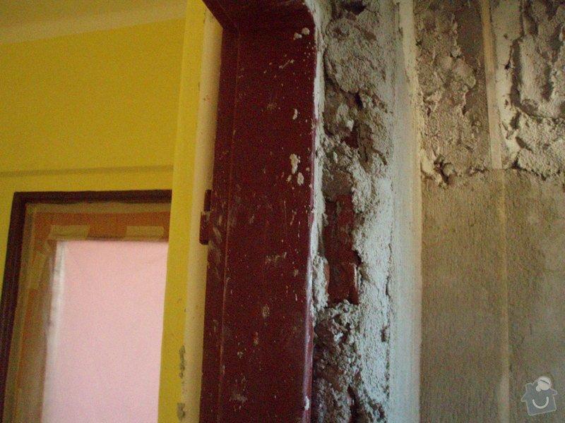 Rekonstrukce koupelny : P6263631