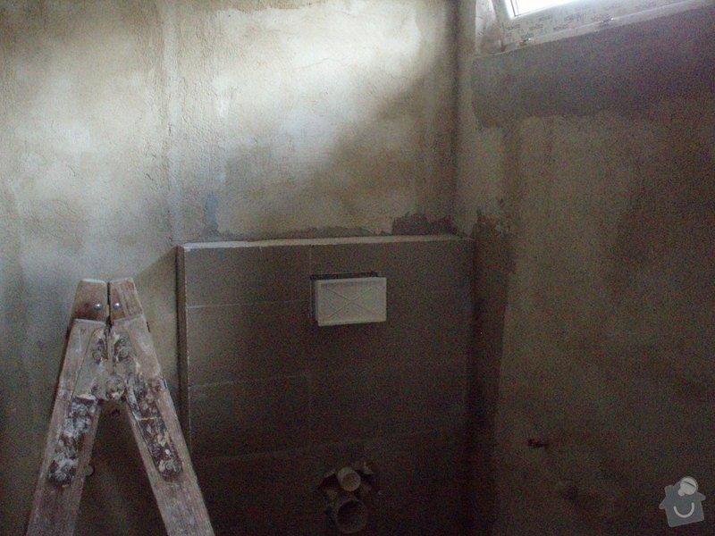 Rekonstrukce koupelny : P7013641