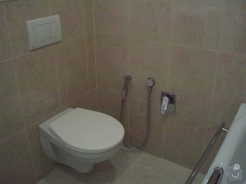 Rekonstrukce koupelny : P8053854