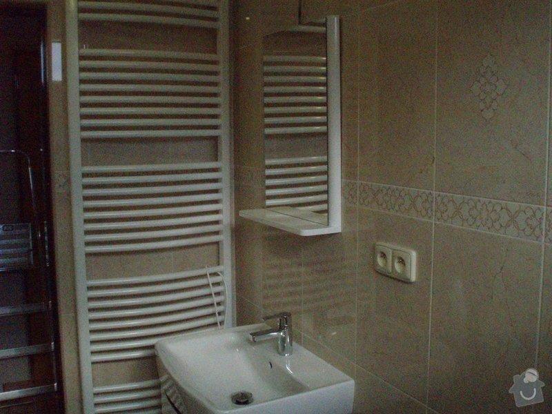 Rekonstrukce koupelny : P8053855