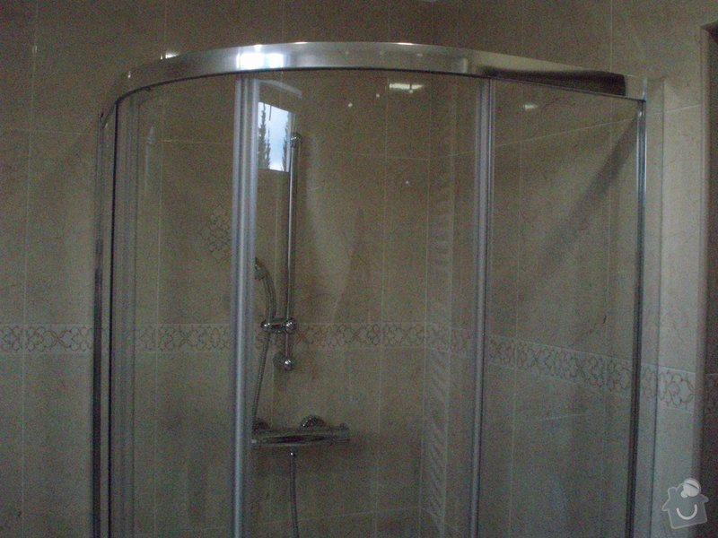 Rekonstrukce koupelny : P8053856