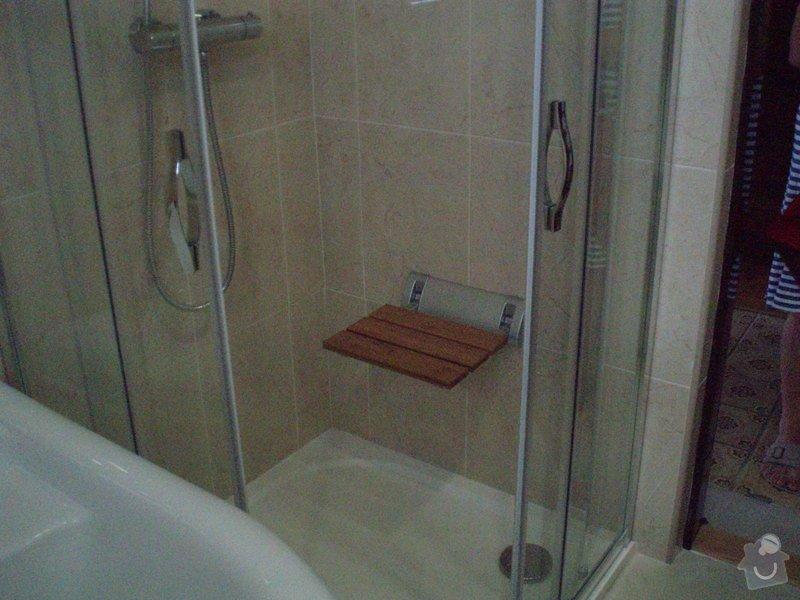 Rekonstrukce koupelny : P8053857