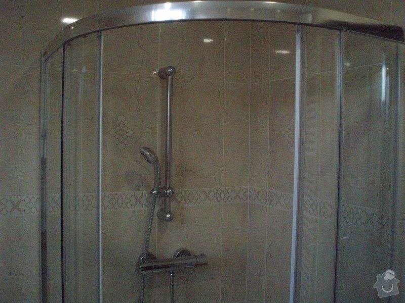 Rekonstrukce koupelny : P8053858