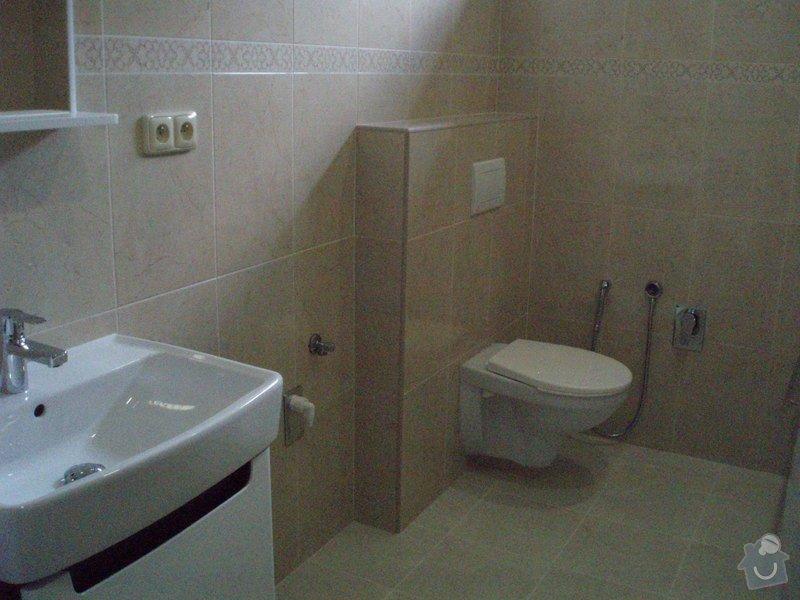 Rekonstrukce koupelny : P8053862