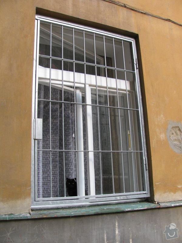 Sítě pro kočky do oken: okna01