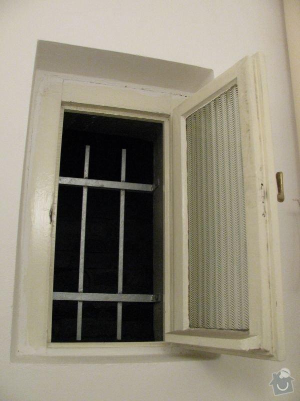 Sítě pro kočky do oken: okna04