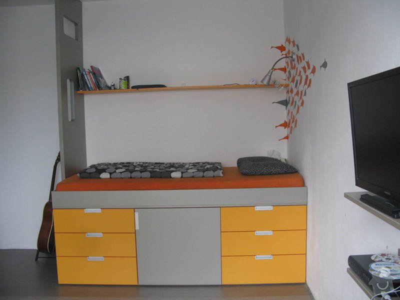 Vestavny nabytek, 2x detský, 1x ložnice: IMG_2789