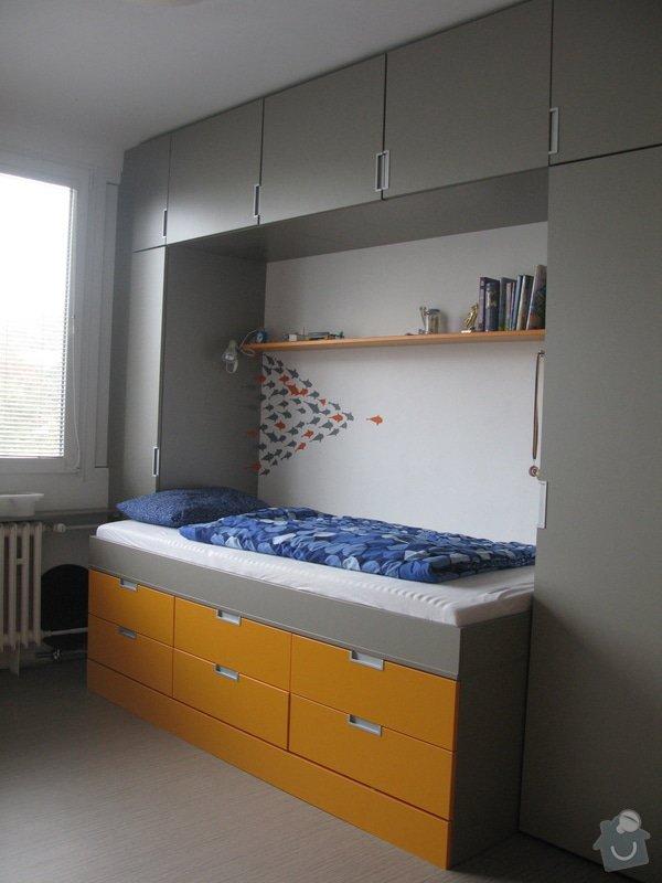 Vestavny nabytek, 2x detský, 1x ložnice: IMG_2790