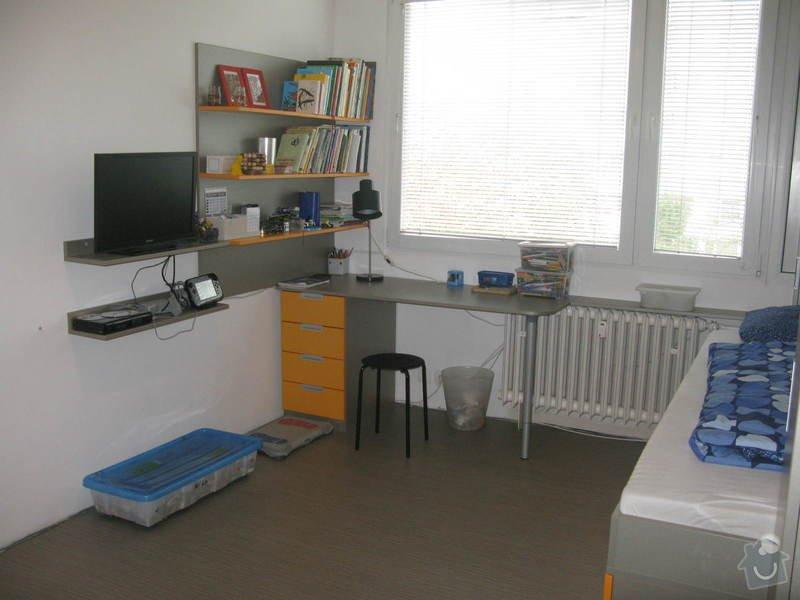 Vestavny nabytek, 2x detský, 1x ložnice: IMG_2791