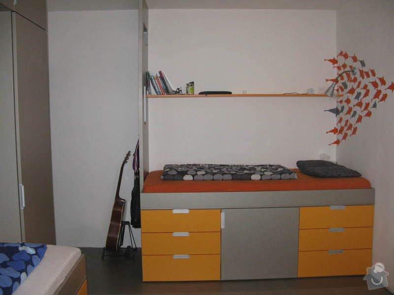 Vestavny nabytek, 2x detský, 1x ložnice: IMG_2793