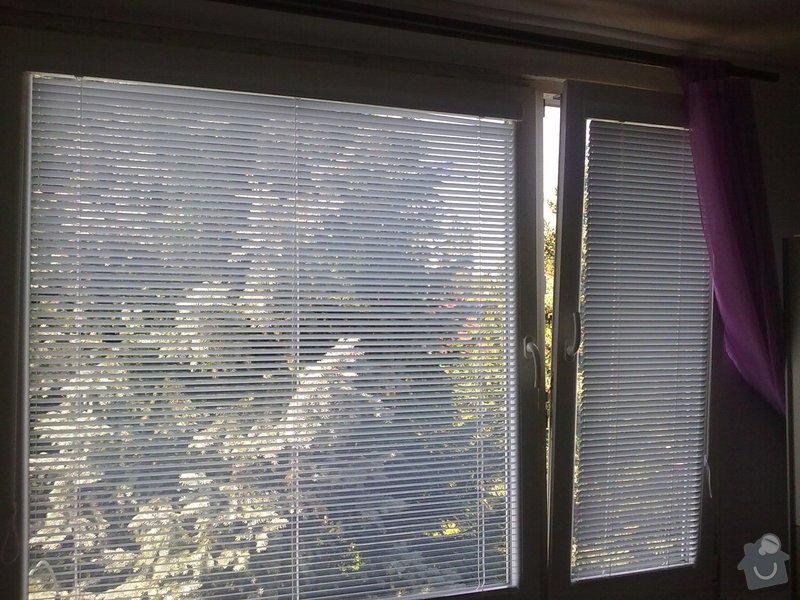 Žaluzie do dvou panelákových oken: 05092014853