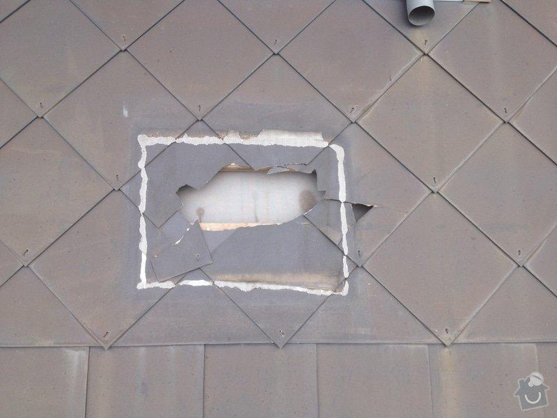 Oprava díry ve střeše: photo_1_1