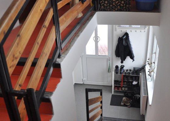Kovové zábradlí - interiér 7,6bm
