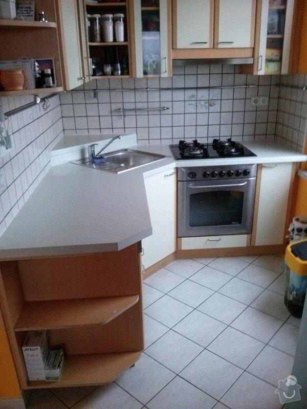 Výměna kuchyňské desky: CAM01139