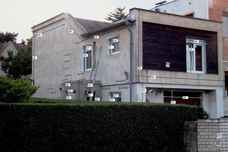 Zateplení fasády: 1DSCF4095