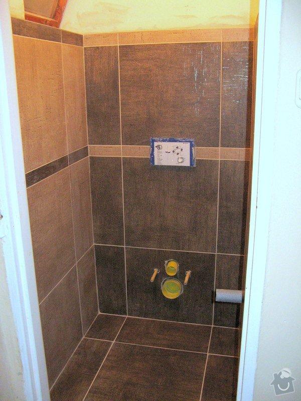 Obložení zdí a dlažba WC: IMG_2057