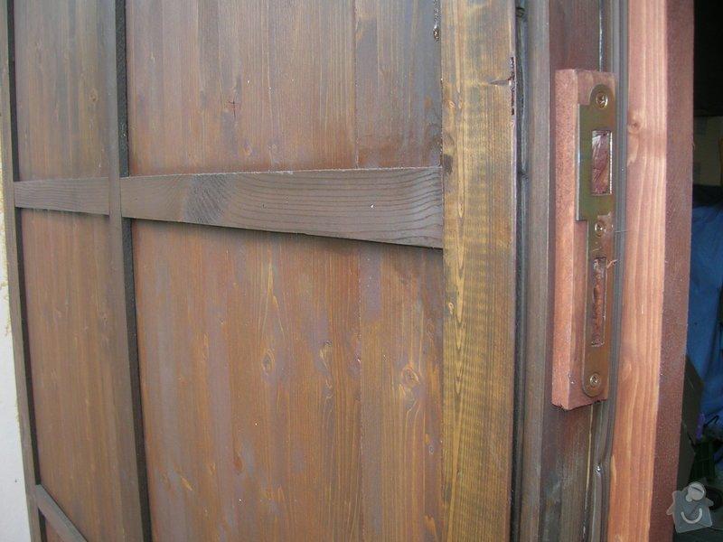 Dřevěná vrata: Pro-nabytek_016