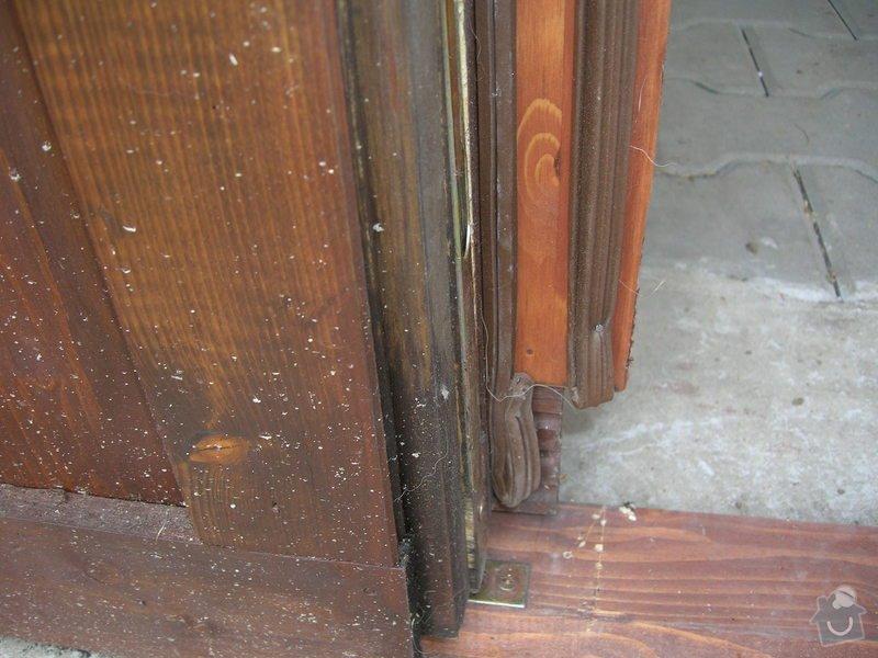 Dřevěná vrata: Pro-nabytek_015