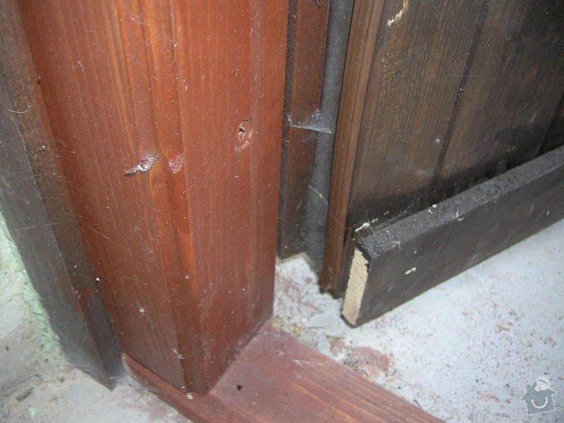 Dřevěná vrata: Pro-nabytek_011