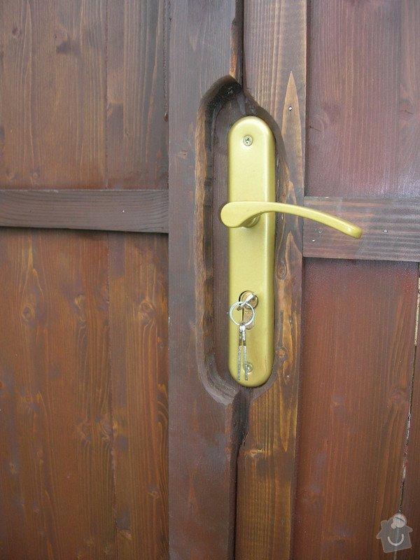 Dřevěná vrata: Pro-nabytek_003