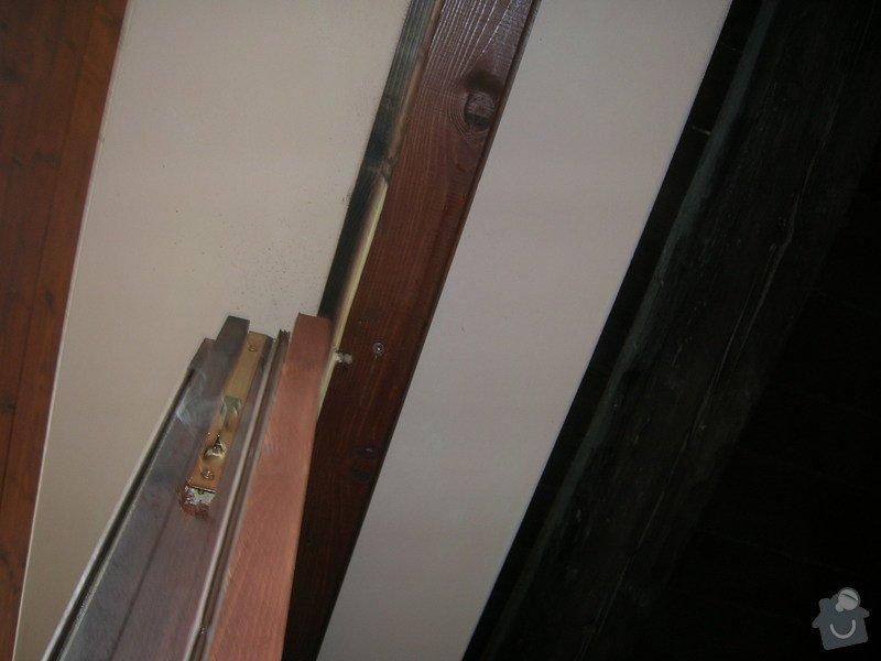 Dřevěná vrata: Pro-nabytek_013