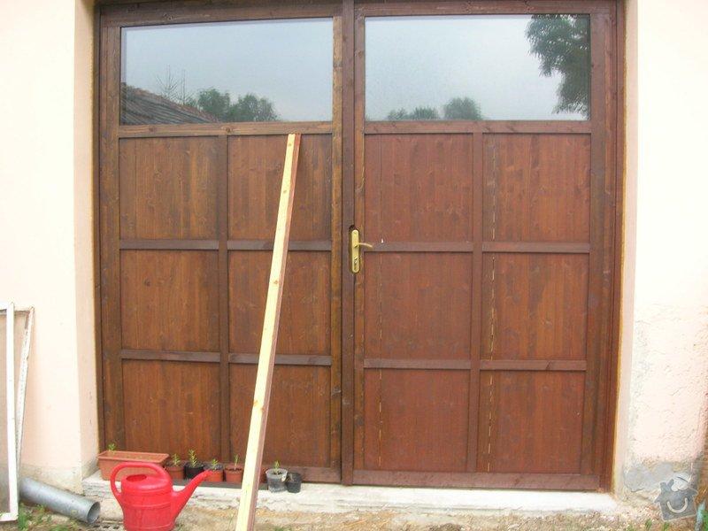 Dřevěná vrata: Pro-nabytek_017