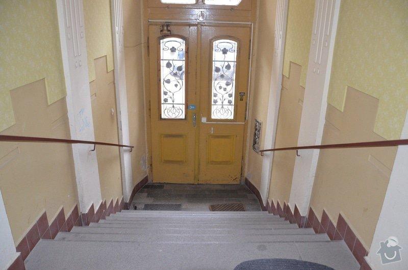 Řemeslnické práce - rekonstrukce vstupních dveří: dvere_zevnirt