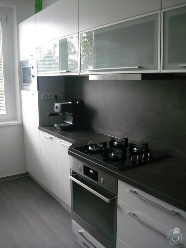 Kuchyně vč spotřebičů, 3D návrh: kuchyn2