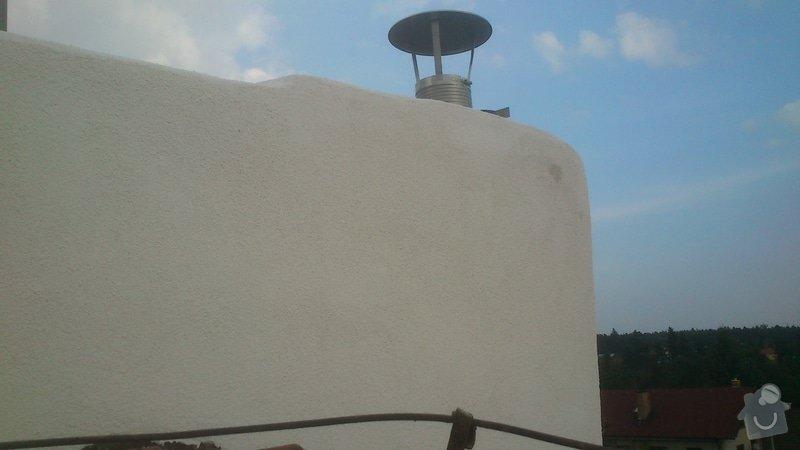 Oprava komínu 11 m: DSC_0420