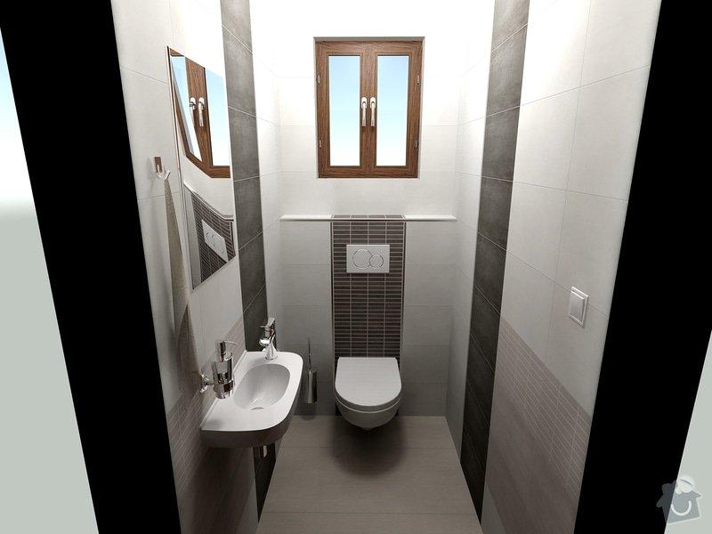 Oblozeni koupelny + 2 WC: Gazarek_WC1