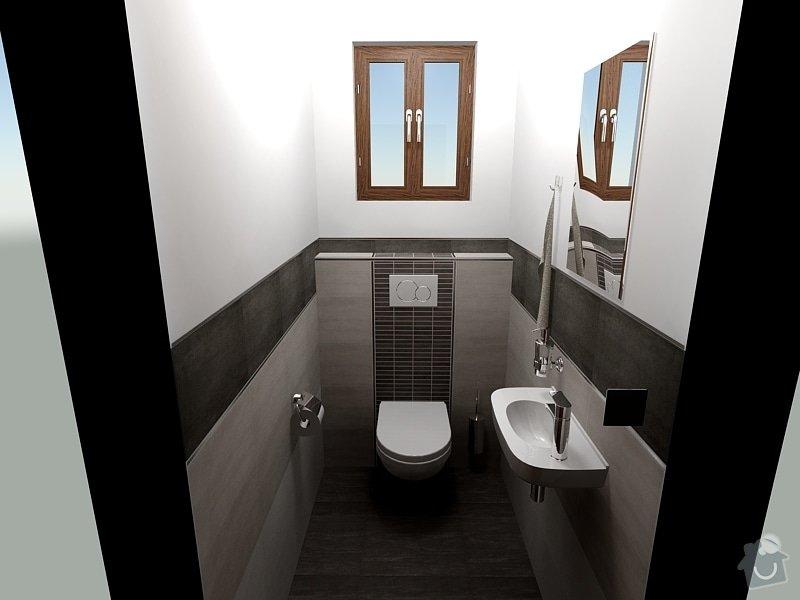 Oblozeni koupelny + 2 WC: Gazarek_WC2
