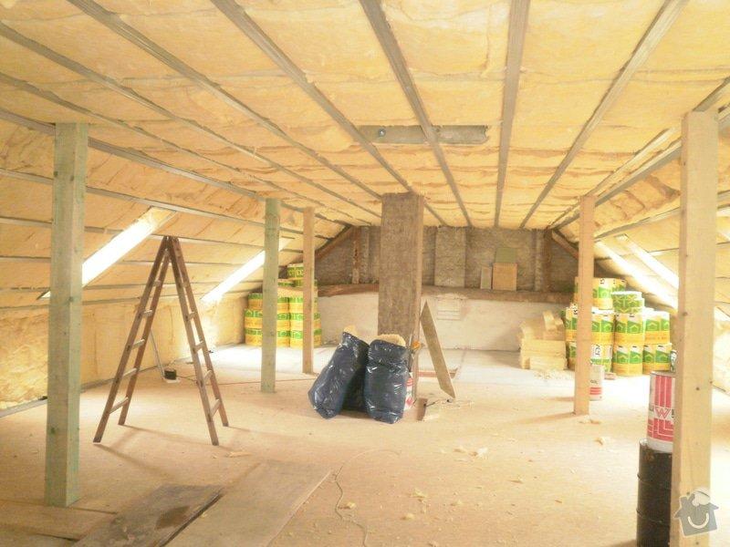 Realizaci anhydridové či cementové lite podlahy cca 110m2: P8080127