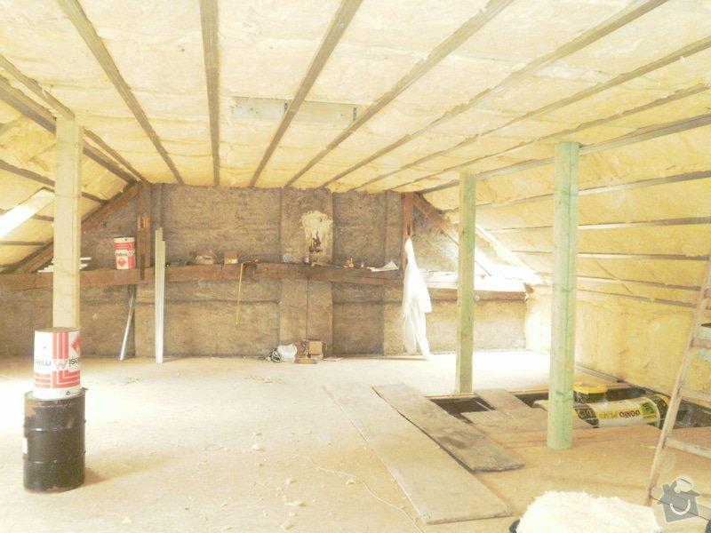 Realizaci anhydridové či cementové lite podlahy cca 110m2: P8080129