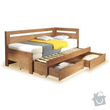 Výroba rozkládací postele s úložným prostorem: a