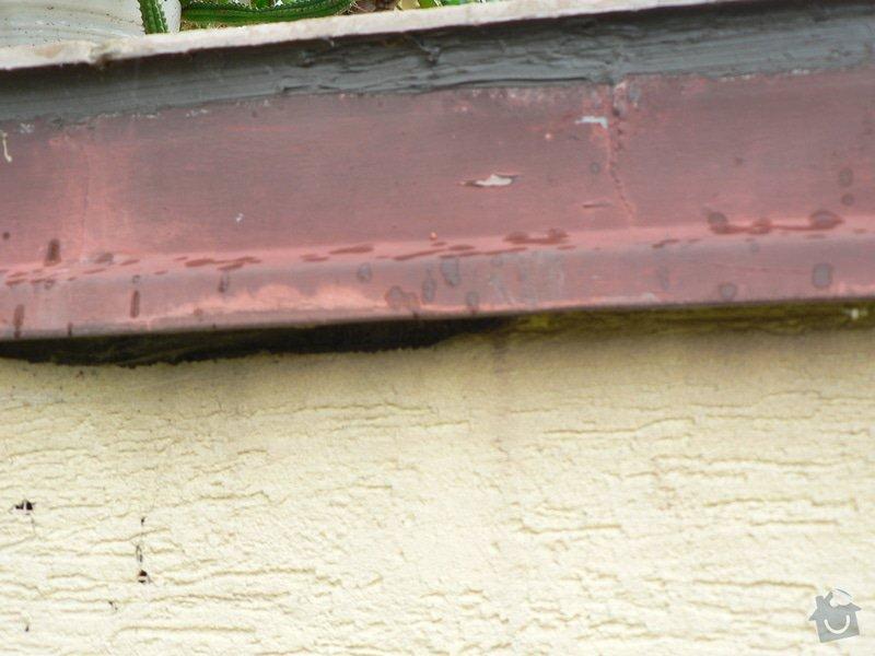 Na terasu u rodinného domku odborné položení izolace Protan GT 2,4mm. : P1450003
