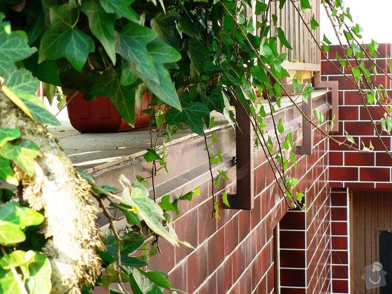 Na terasu u rodinného domku odborné položení izolace Protan GT 2,4mm. : P1580150