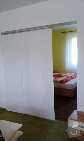 Sádrokartonová příčka s otvorem pro dveře: foto2