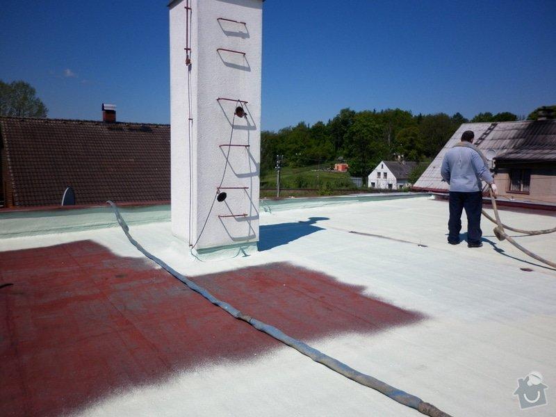 Oprava ploché střechy , 250 - 300m2: P1010125