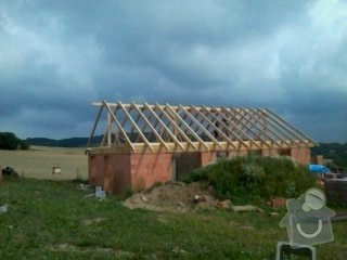 Montáž střechy na klíč: 039