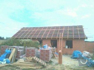 Montáž střechy na klíč: 042
