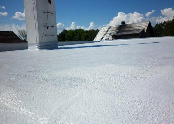 Oprava ploché střechy , 250 - 300m2