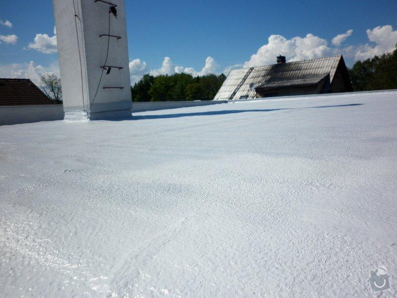 Oprava ploché střechy , 250 - 300m2: P1010142