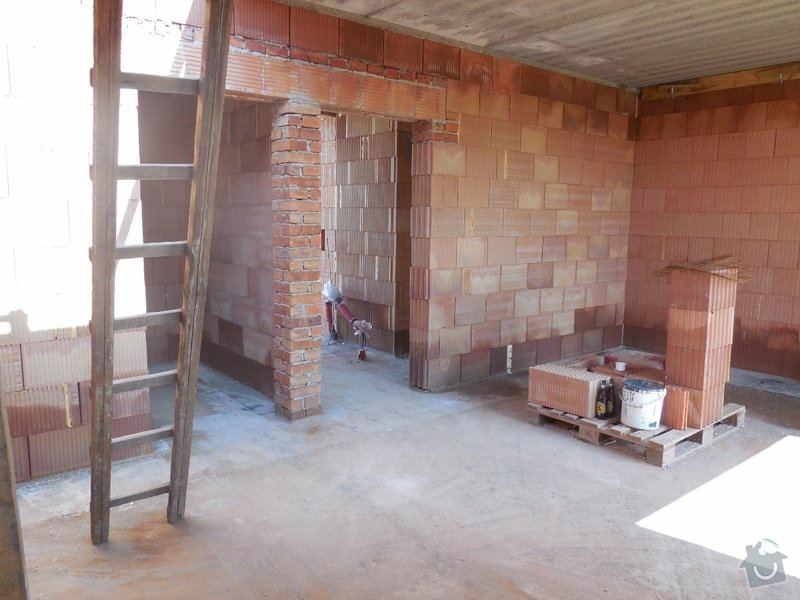 Hrubá stavba rodinného domu: 4_-prizemi