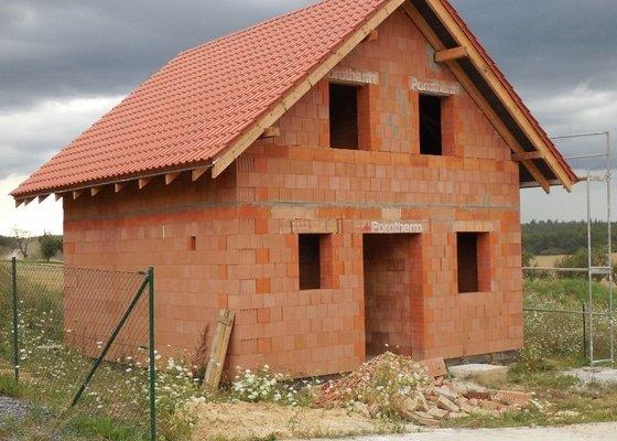 Hrubá stavba rodinného domu