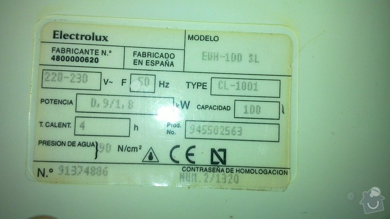 Výměna bojleru a baterie: 20140917_003