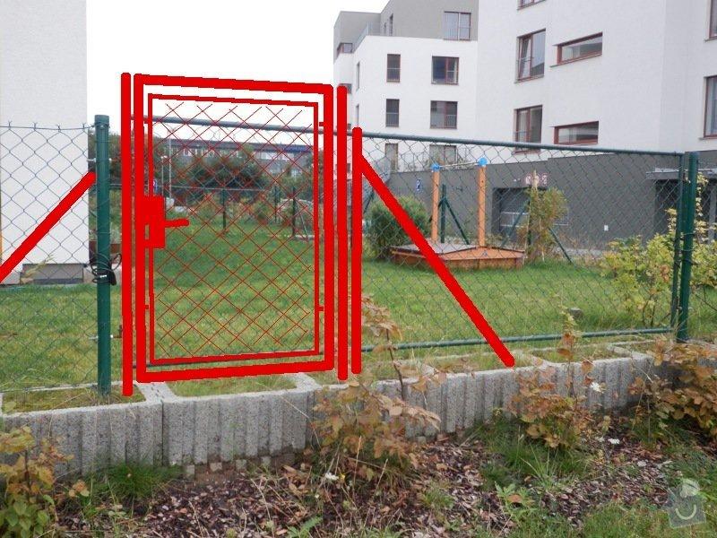 Nákup a montáž plotové branky: NovaBranka